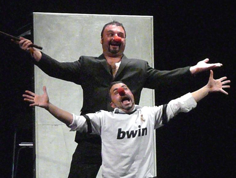 HILO PRODUCCIONES/teatro