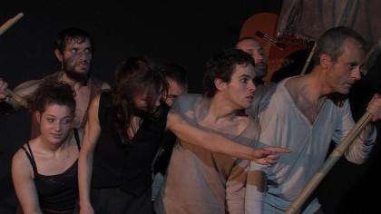 ALBERTO PINEDA/danza