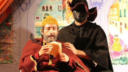 LA MACHINA TEATRO/teatro